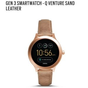 NEW Fossil Q Venture Touchscreen Smartwatch